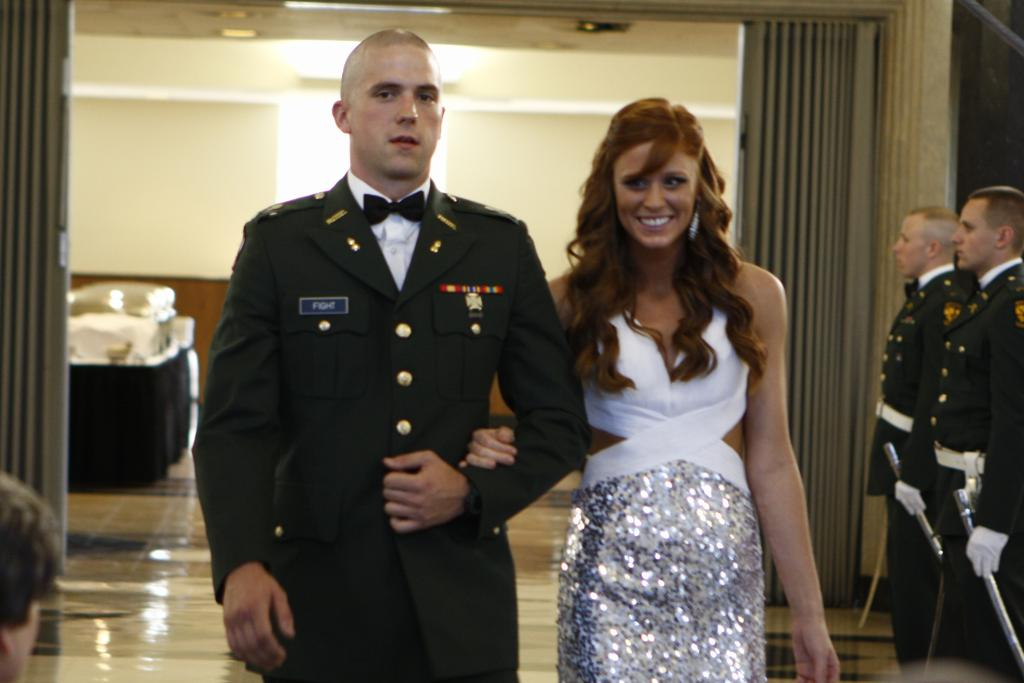 2012 Military Ball Army Rotc Eastern Kentucky University