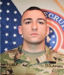 SSG Jacob D. Metcalf