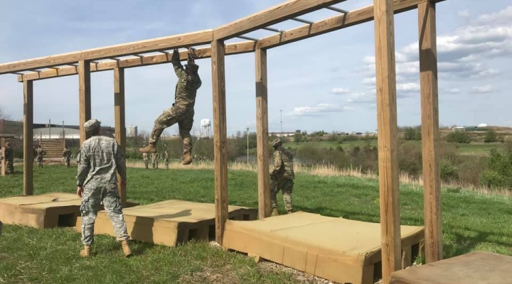 Hardy Tribble Challenge Course