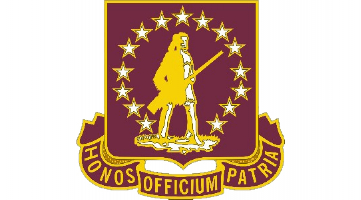 EKU ROTC Shoulder Loop Insignia