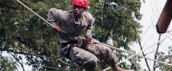 Cadet training photo