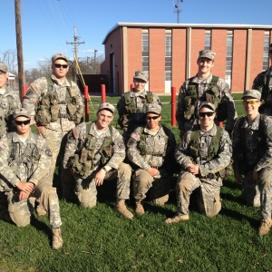 EKU Army ROTC Colonel's Battalion participated in the Best Ranger competition