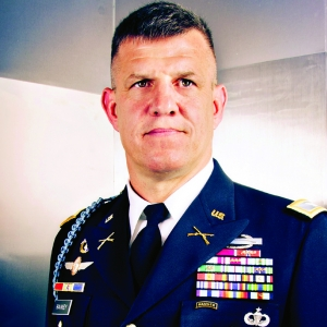 BG James E. Rainey