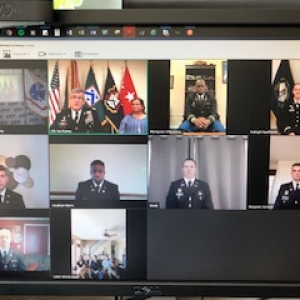 Virtual Commissioning EKU ROTC